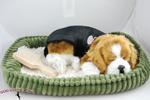 Breathing Dog Stuffed Animals