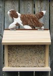 bearded-collie-bird-feeder-brown