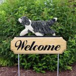 bearded-collie-welcome-sign-blue