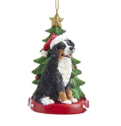 Bernese Tree Ornament