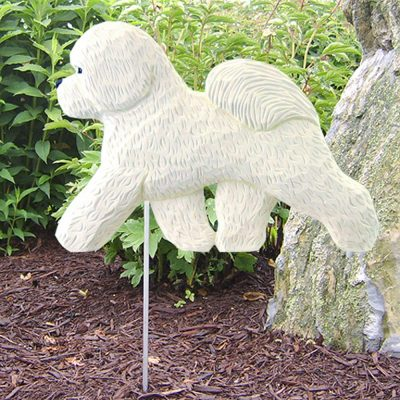 bichon-frise-garden-sign