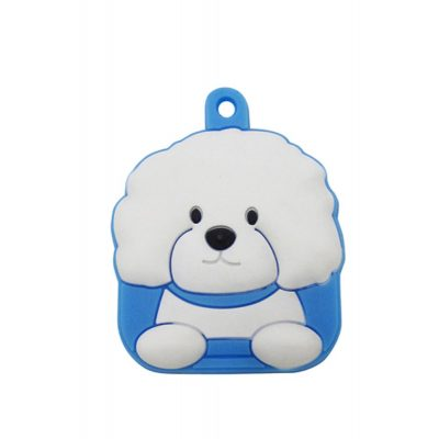 Bichon Frise Key Cover 1