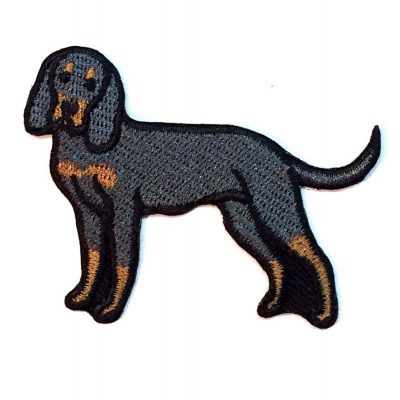 black-and-tan-coonhound-iron-on-embroidered-patch
