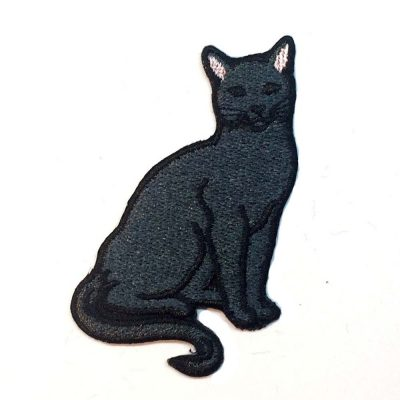 black-cat-patch