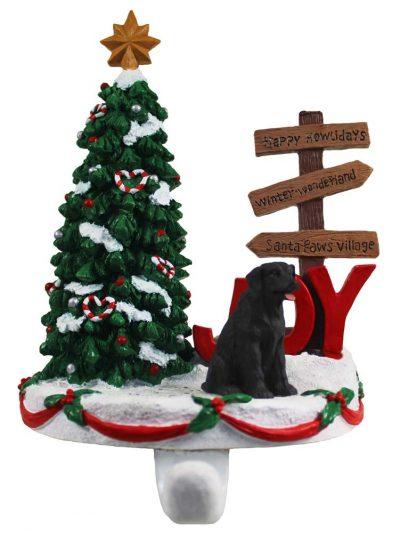 black-lab-stocking-holder