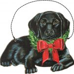 black-lab-wood-holiday-ornament