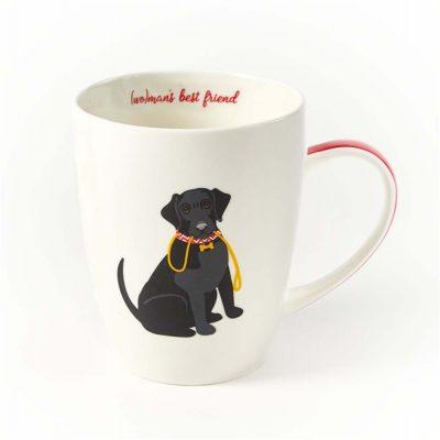 Black Labrador Mug 1