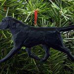 Black Labrador Ornament 1