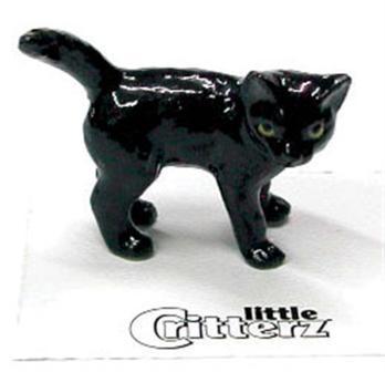 Black Cat Little Critterz