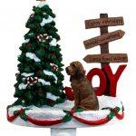 bloodhound-stocking-holder