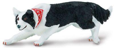 Border Collie Figurine Toy