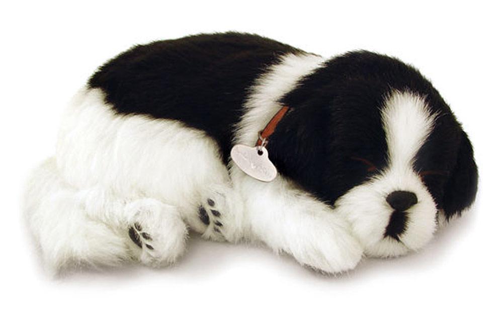 Border Collie Perfect Petzzz Breathing Dog
