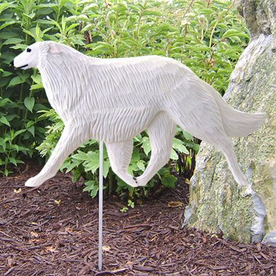 borzoi-outdoor-garden-sign-white