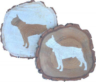 boston-terrier-coasters-wood