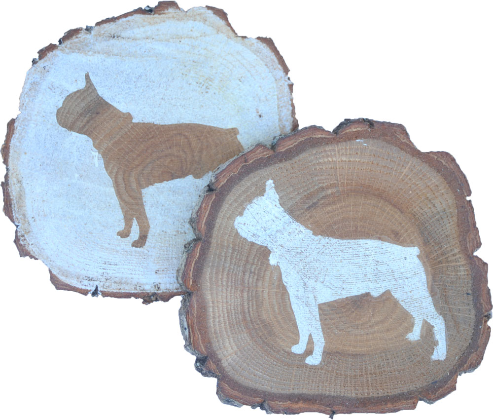 boston-terrier-coasters-wood