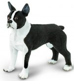 Boston Terrier Figurine Toy