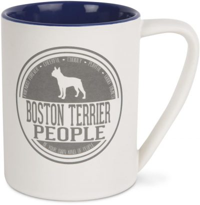 Boston Terrier People Mug