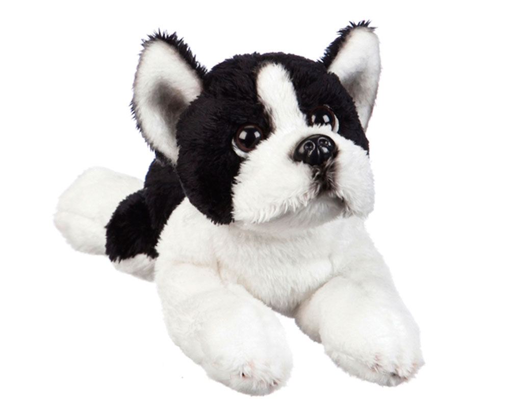Boston Terrier Bean Bag Stuffed Animal