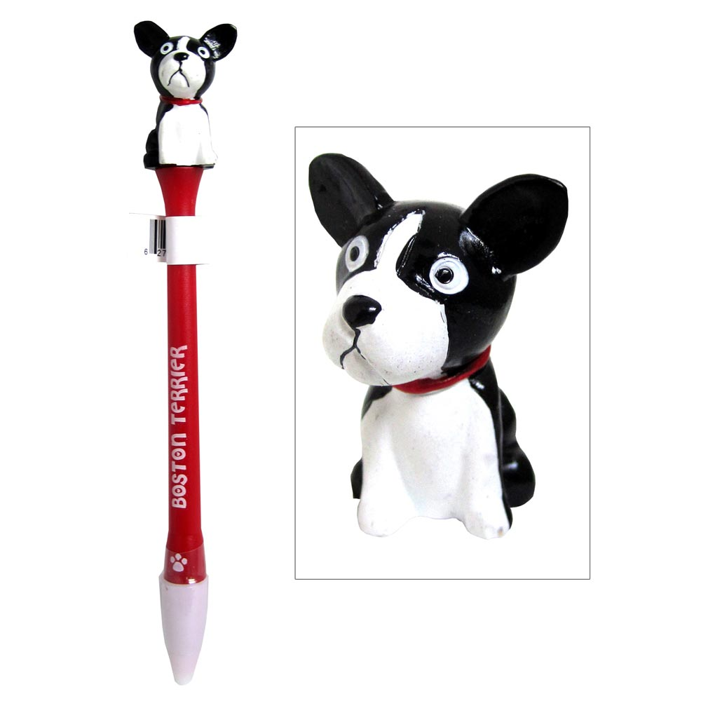 boston-terrier-writing-pen-animated