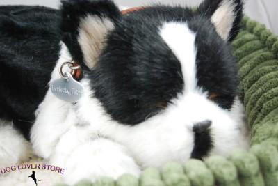 Boston Terrier Life Like Stuffed Animal Breathing Dog Perfect Petzzz