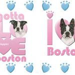 Boston Terrier Water Bottle Stainless Steel 20 oz 2