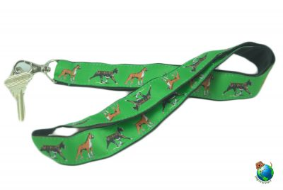 Dog Lanyards Key Holders