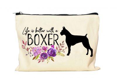 Boxer Makeup Bag