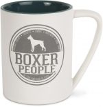 Boxer People Mug