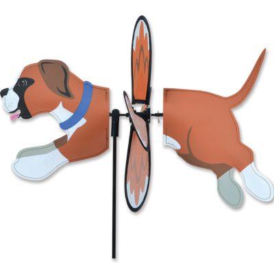 Boxer Wind Spinner