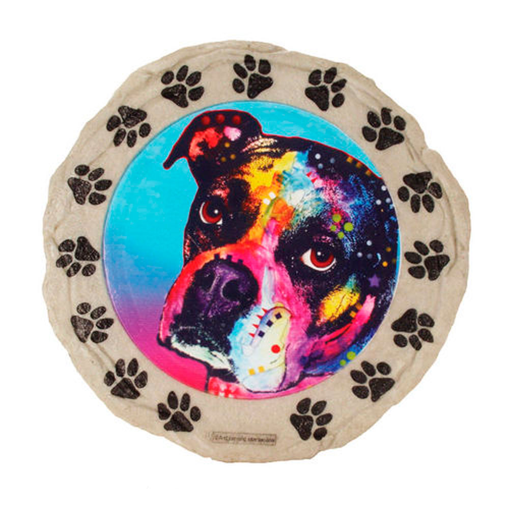 Boxer Stepping Stone