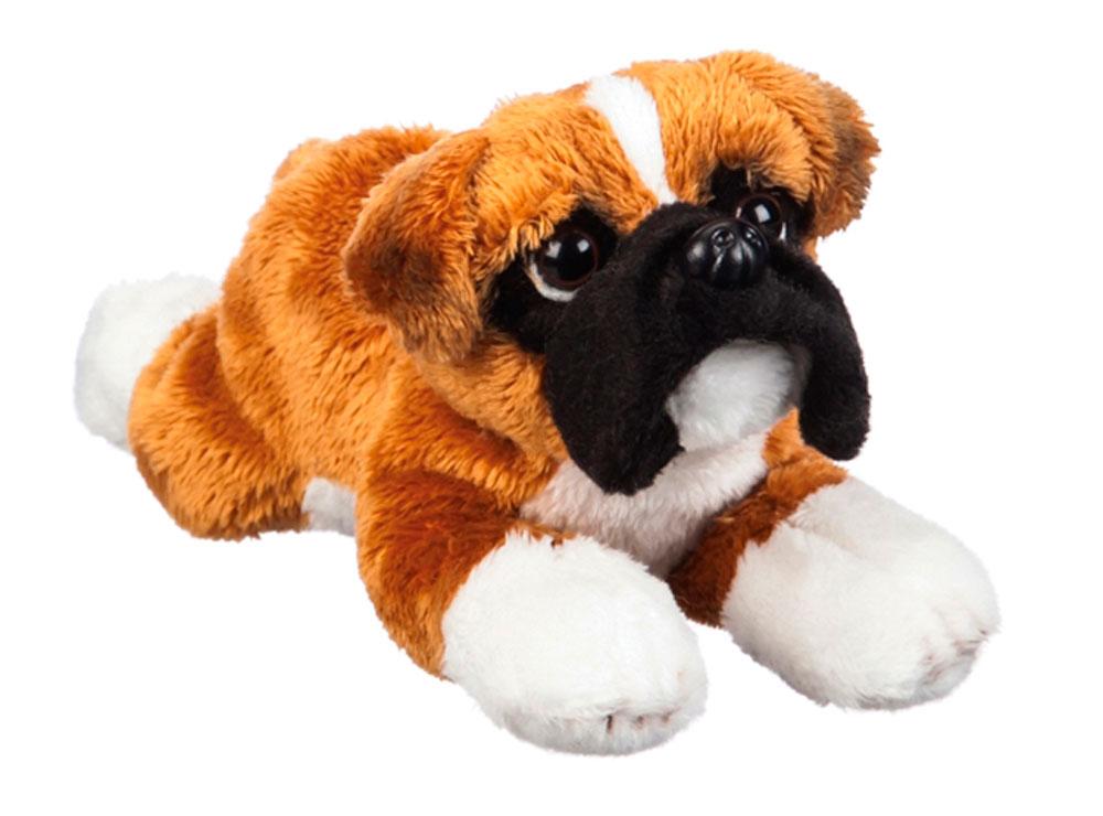 Boxer Bean Bag Stuffed Animal Uncropped