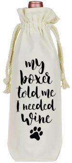 Boxer Wine Bag