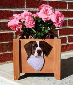 Brittany Planter Flower Pot Liver