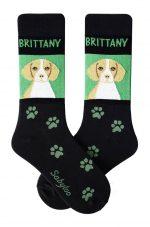 Brittany Socks Green