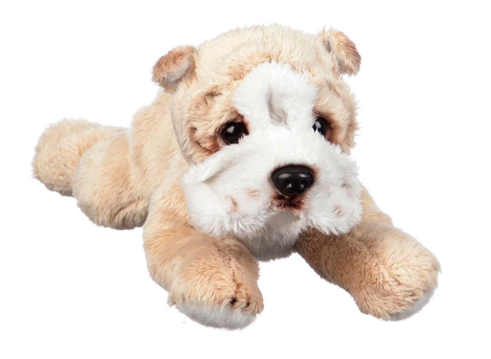 Bulldog Bean Bag Stuffed Animal