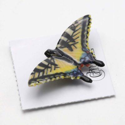 Butterfly Porcelain Figurine