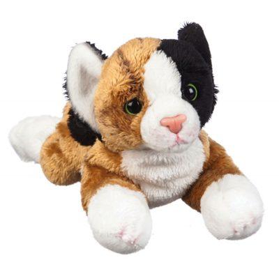 Calico Cat Stuffed Animal Bean Bag