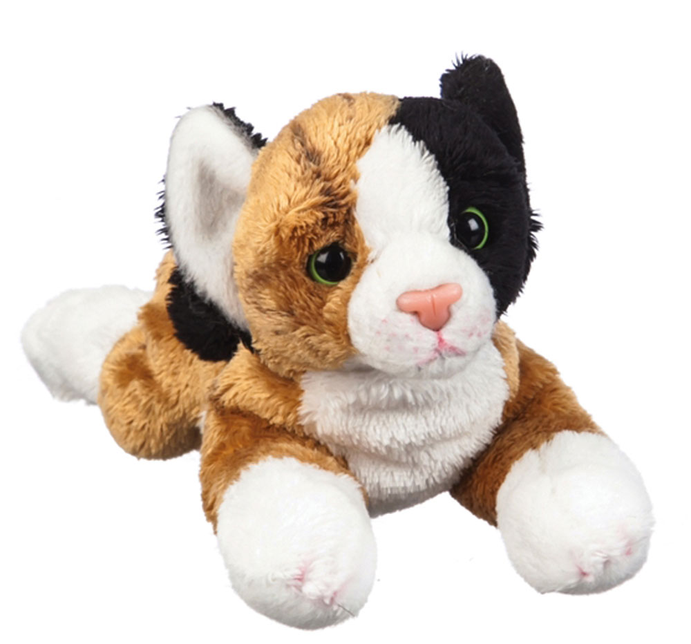 Calico Cat Stuffed Animal Bean Bag