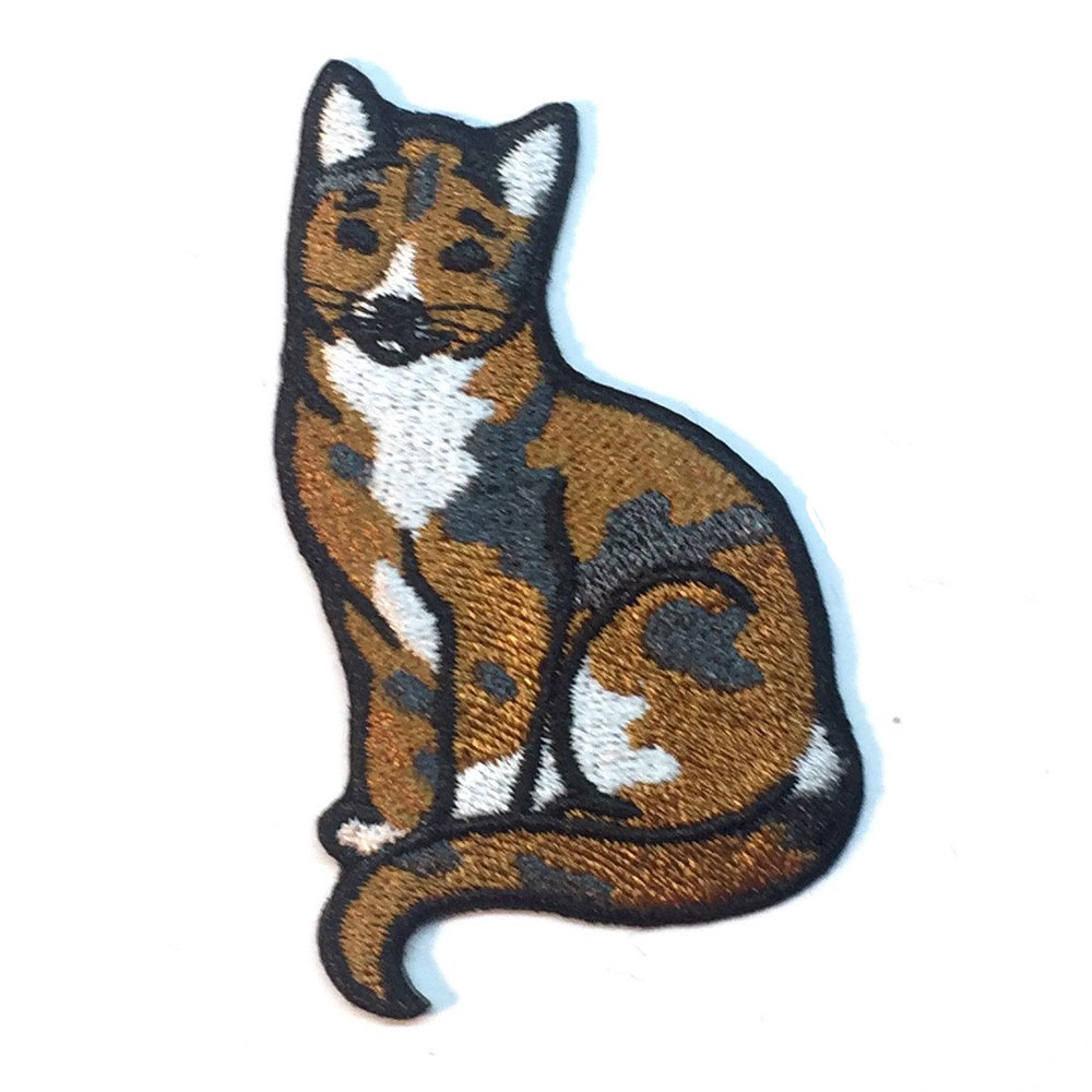 Calico Cat Patch