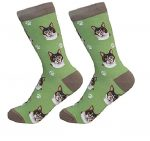 Calico Cat Socks