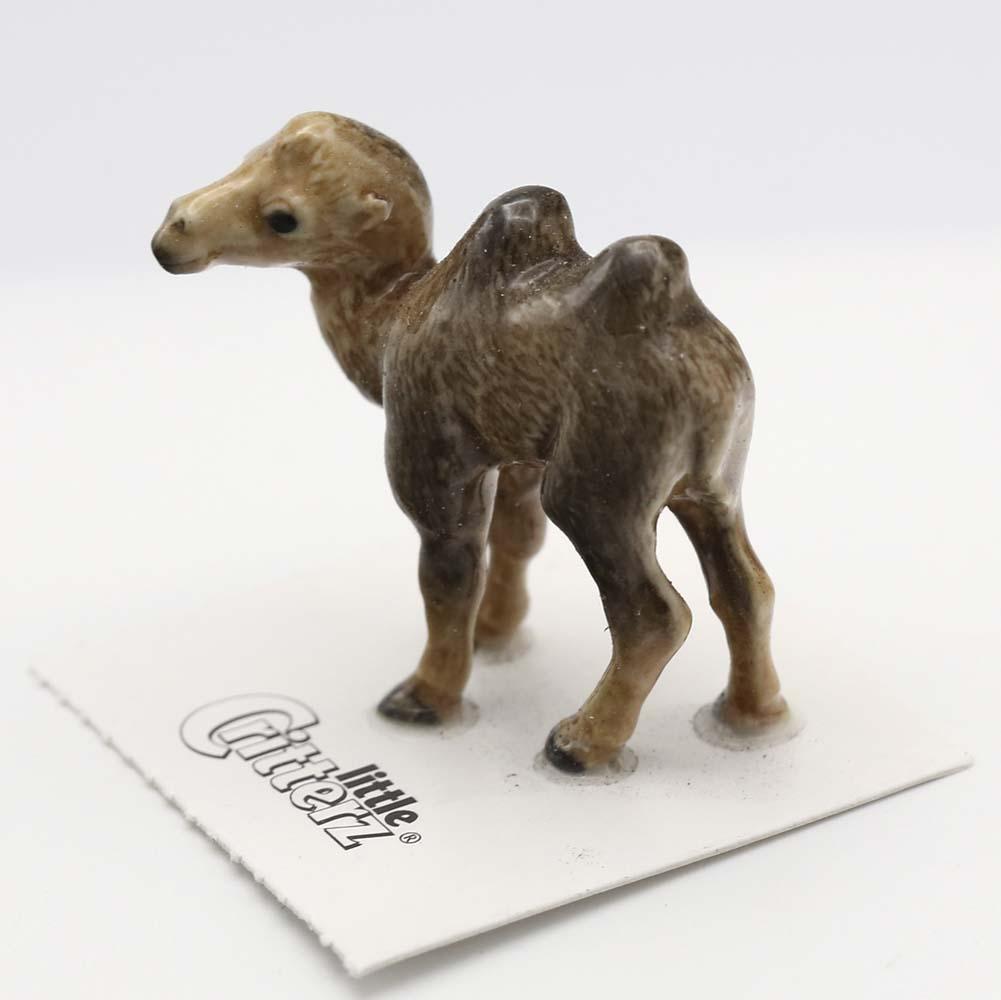 Camel Porcelain Figurine