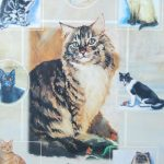 Cat Gift Wrap Present Wrapping Paper 1