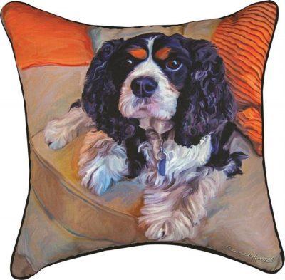 Cavalier King Charles Pillow