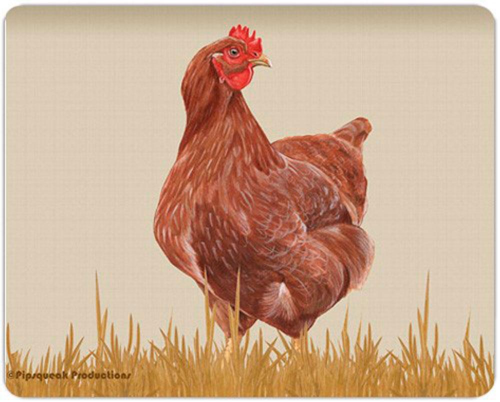 Chicken Kitchen Cutting Board