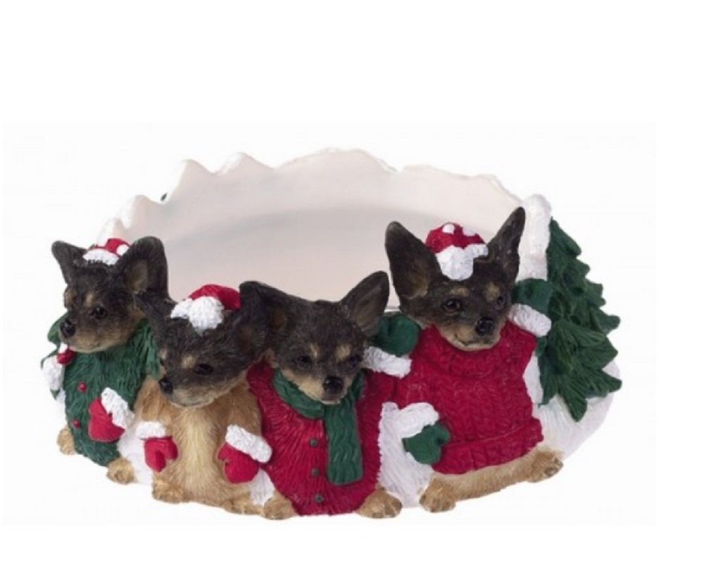 Chihuahua Candle Topper