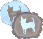 chihuahua-coasters-wood