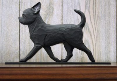 chihuahua-figurine-plaque-black