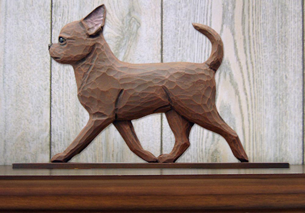 chihuahua-figurine-plaque-brown