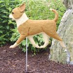 chihuahua-garden-sign-fawn-white