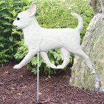 chihuahua-garden-sign-white
